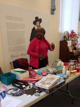 The Dulwich Almshouse Charity - Residents' Christmas Fair 2019