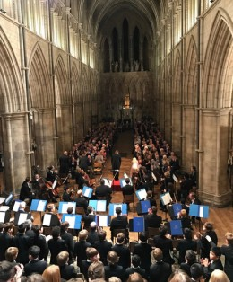 Dulwich College Spring Concert - Southwark Cathedral