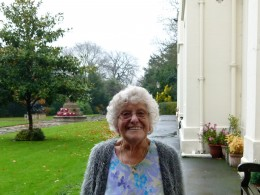 DAC resident, Rose Brooks | The Dulwich Almshouse Charity